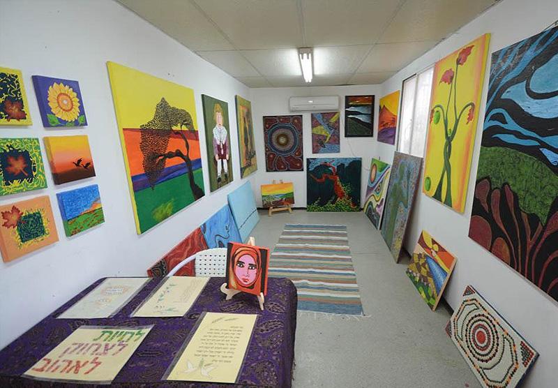 גלריה לציור המכחול