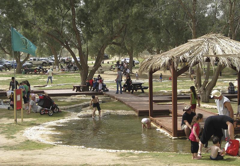 גן לאומי פארק אשכול – הבשור