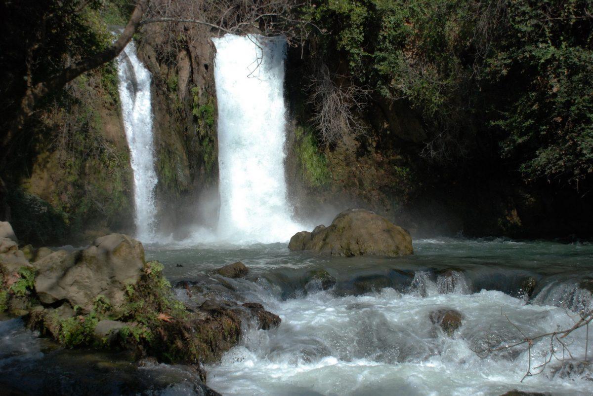 מקורות הירדן – דן, בניאס, חצבאני