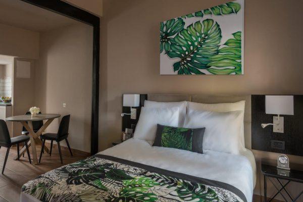 מלון דפנה - חדרי שמים