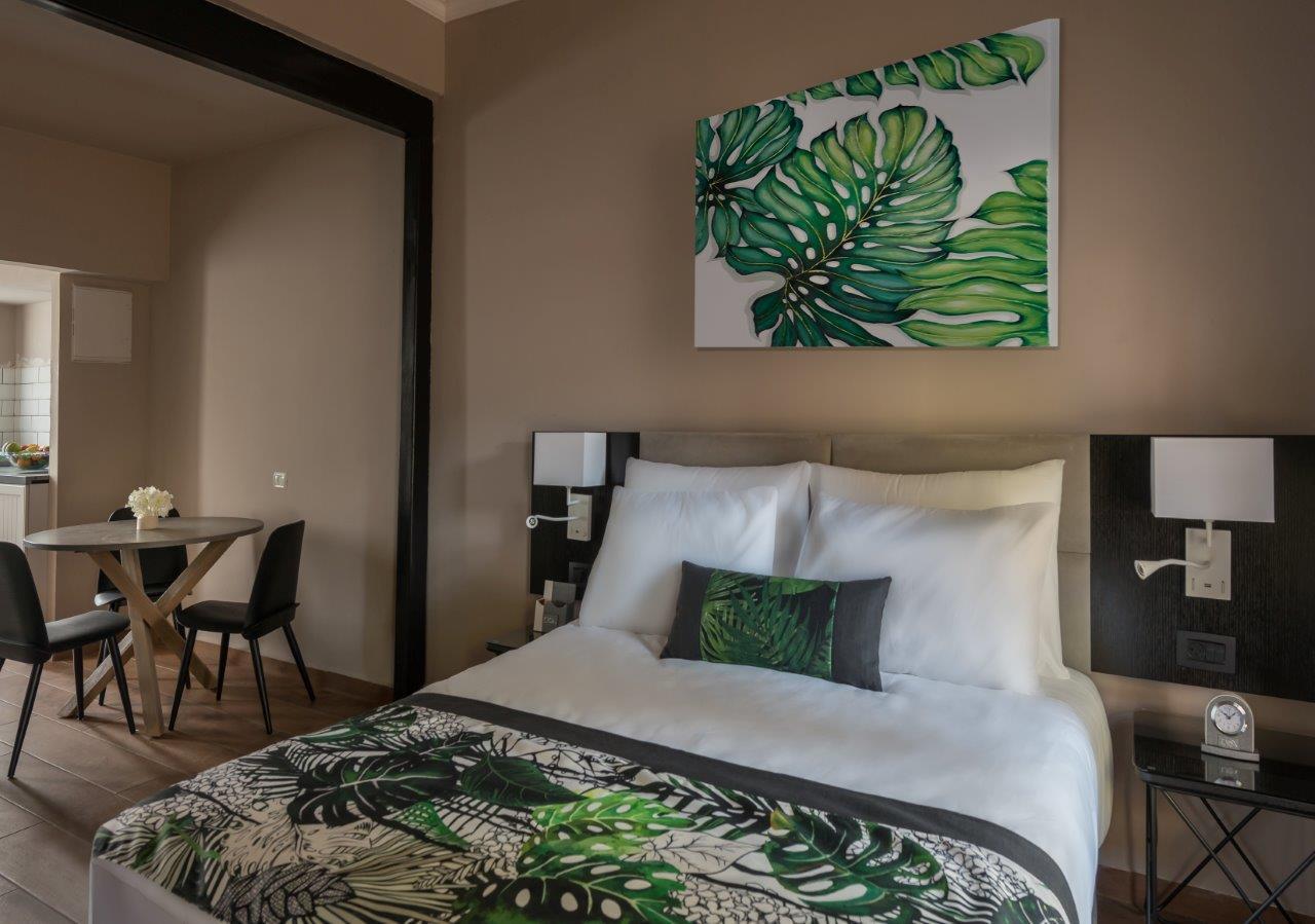 מלון דפנה – חדרי שמים