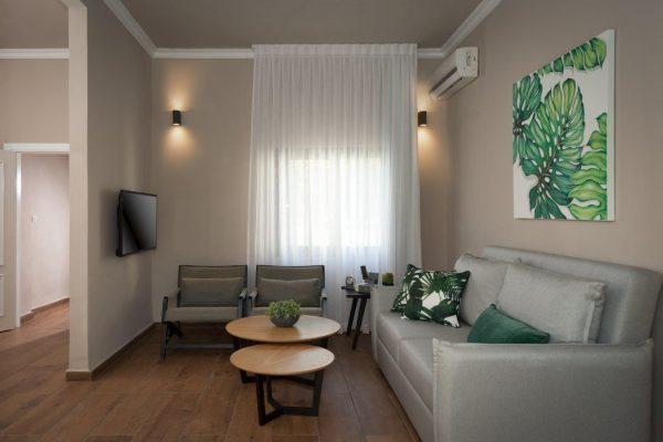 מלון דפנה - חדרי אדמה